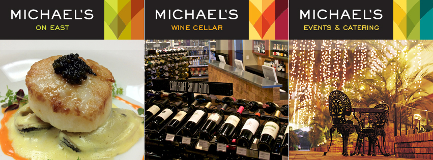 Michael's On East | Catering | Wine Cellar